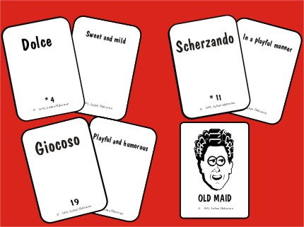 Card Game Terminology